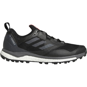 adidas TERREX Agravic XT Kengät Miehet, core black/grey five/hi-res red